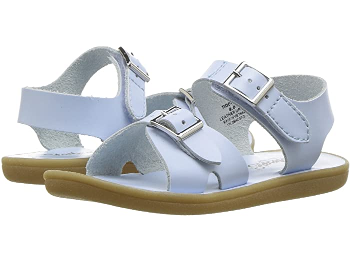 Footmates Tide Sandals-Light Blue