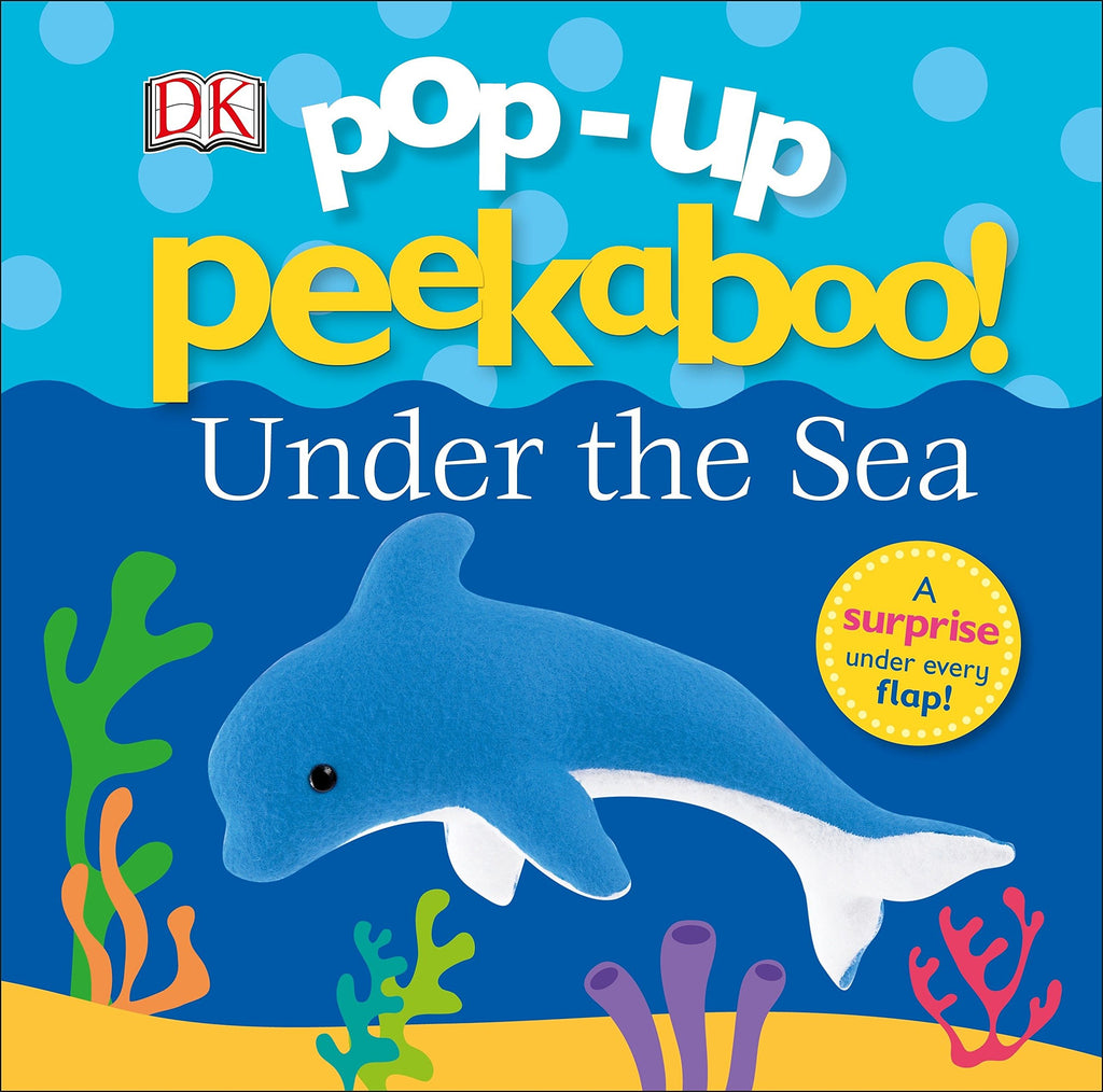 Pop Up Peekaboo Under The Sea Pop-Up Board Book