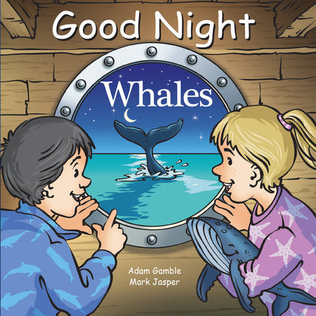 Good Night Whales Board Book