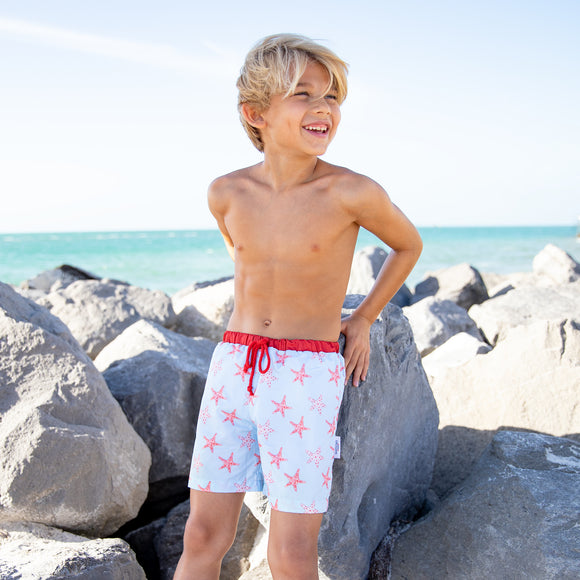 Starfish Swim Trunks
