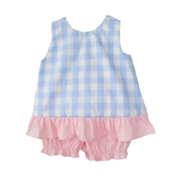 Ava Swing Top and Bloomer Set