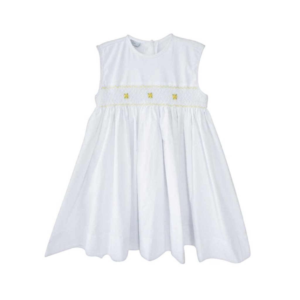 Daffy Smocked Dress
