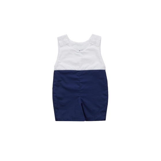 Kennedy Jon Jon-Classic White/Nautical Navy