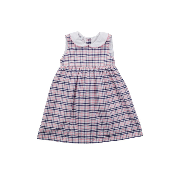 Picnic Dress-Nantucket Kids Check