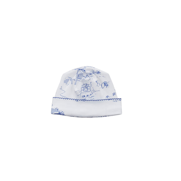 Take Me Home Hat-Nantucket Toile