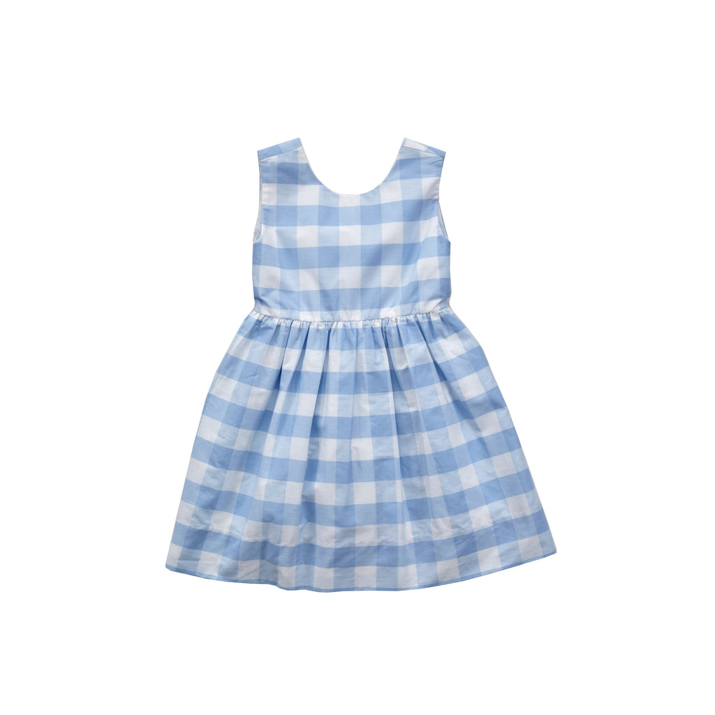 Jetties Dress-Chatham Bars Blue