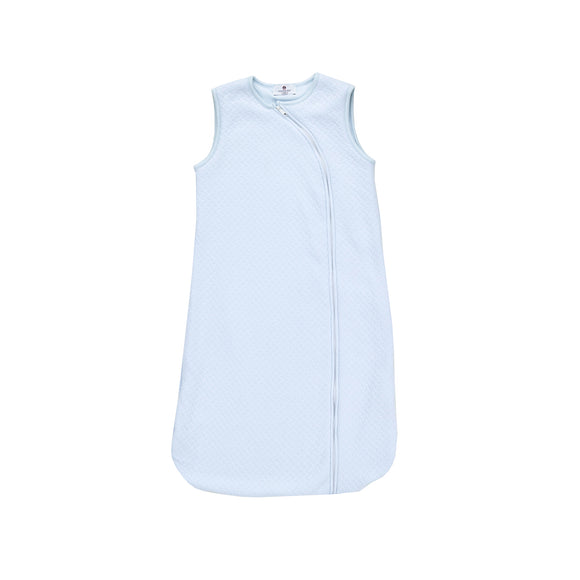 Quilted Sleep Sack-Blue
