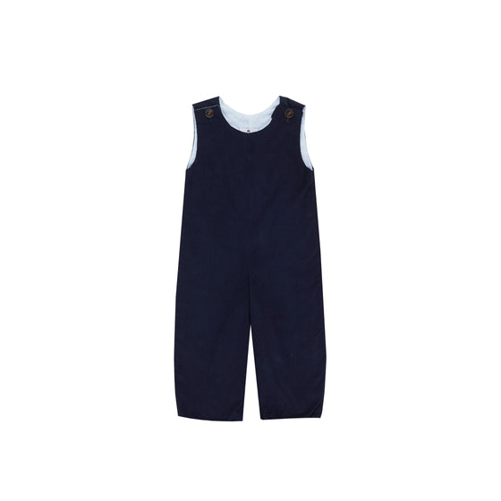 Corduroy Longall-Nautical Navy