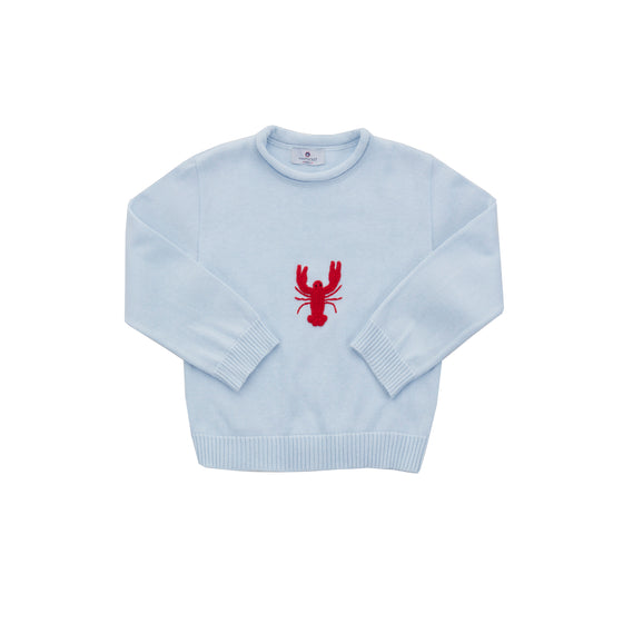 New England Lobster Rollneck Sweater