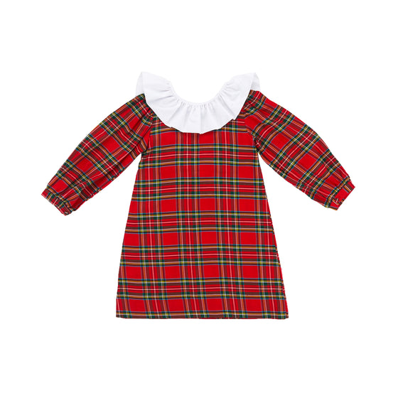 Regatta Dress-Royal Tartan