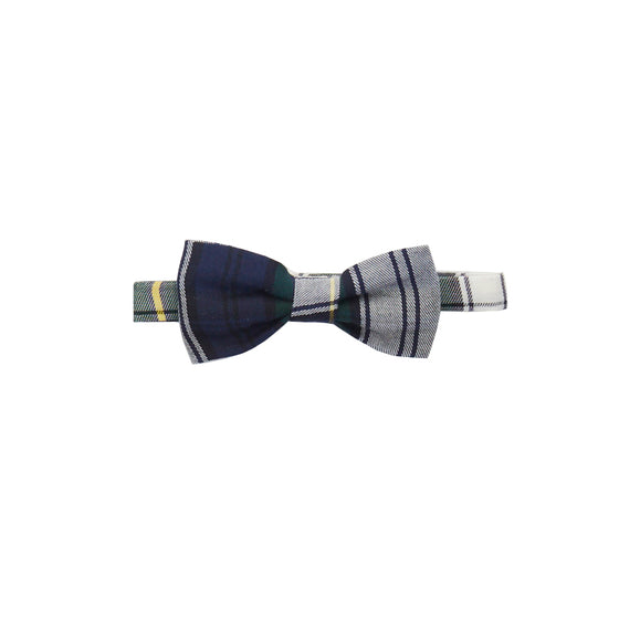 Beau's Bow Tie-Hunter/Navy Tartan