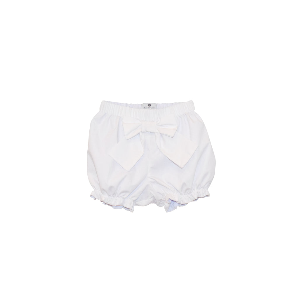 Boardwalk Shorts-Classic White