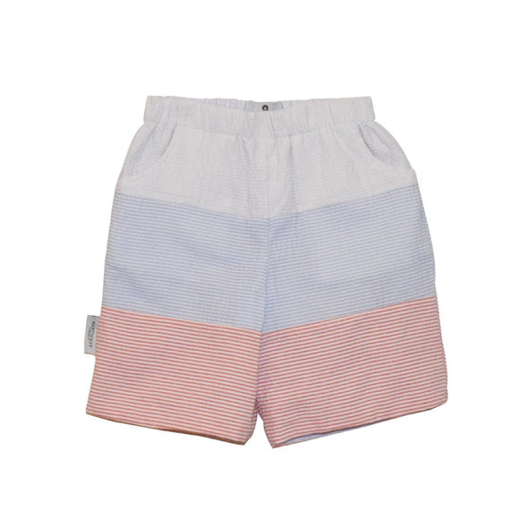 Captain's Colorblock Shorts