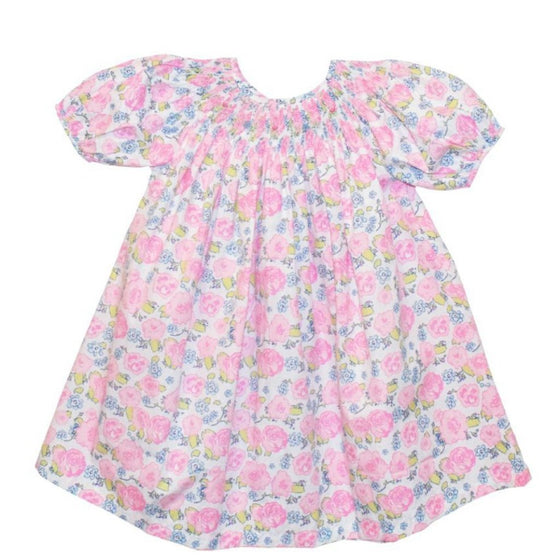 English Garden Smocked Dress
