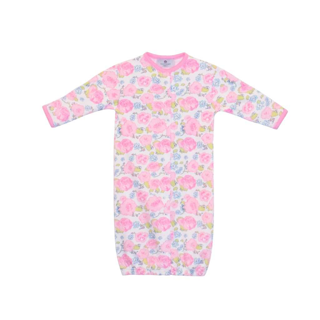 English Garden Infant Convertible Gown