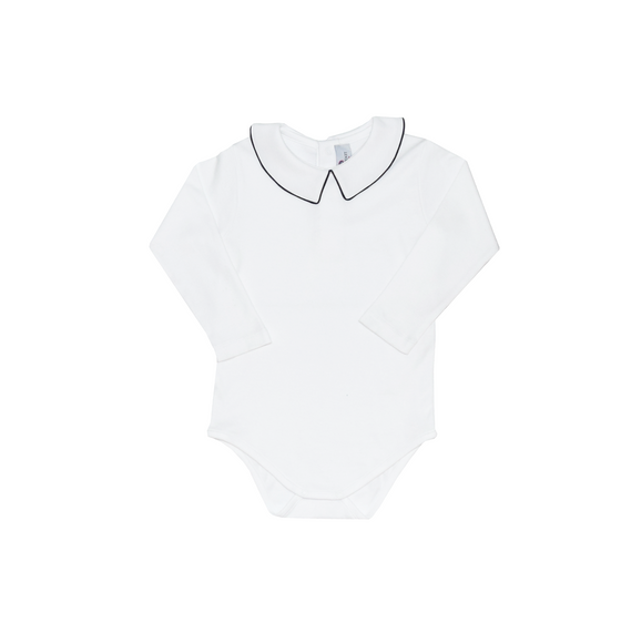 Nantucket Kids Pima Cotton Peter Pan Collar Shirt