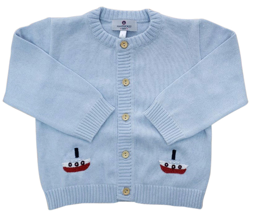 Tugboat Pima Cardigan