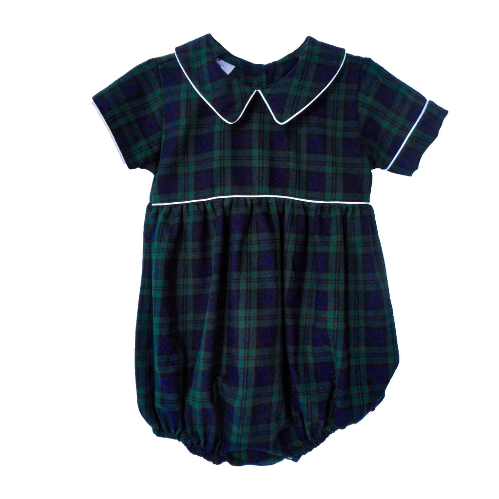 Beckett Bubble-Hunter/Navy Tartan