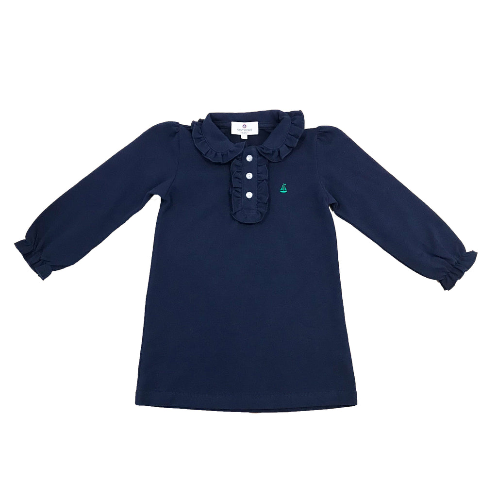 Perfect Pique Polo Dress
