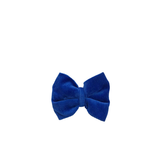 Holly Hairbow-Cobalt Velveteen