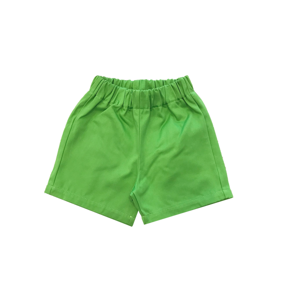 Cisco Shorts-Grass Green