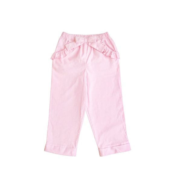 Pretty Prep Pants-Pink