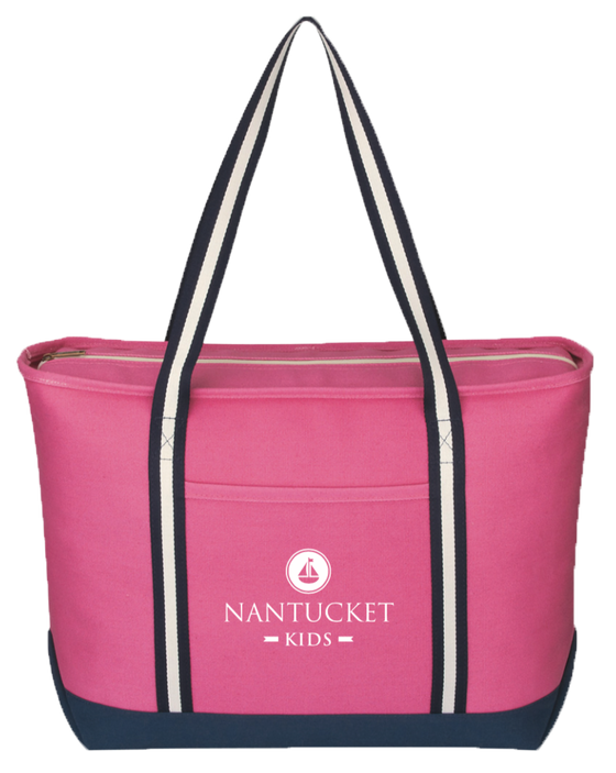 Nantucket Kids Signature Tote Bag