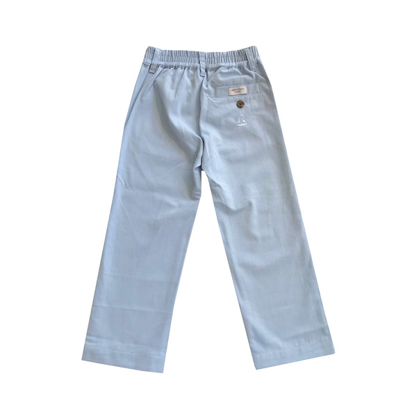 Hinckley Trousers-Chatham Bars Blue