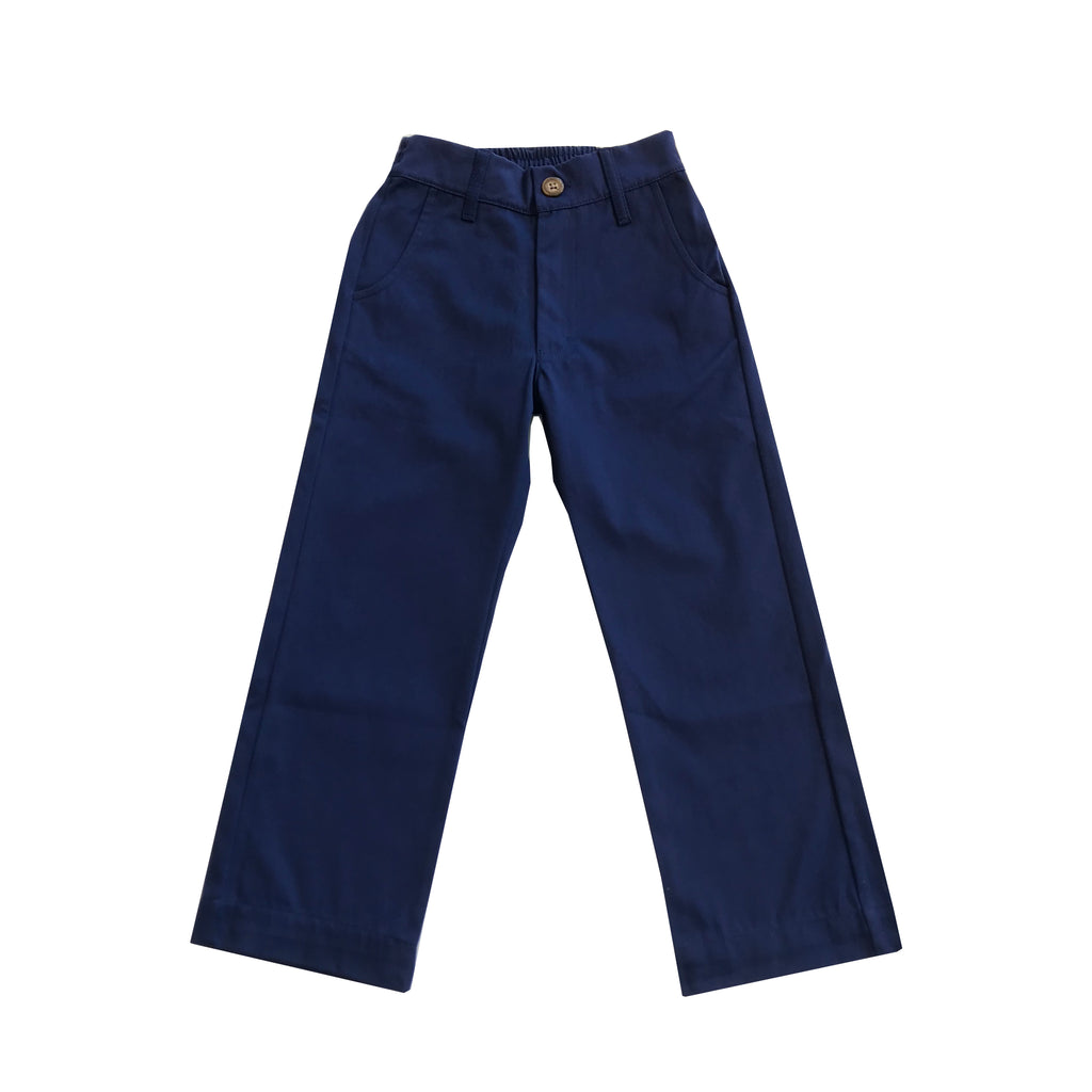 Hinckley Trousers-Nautical Navy