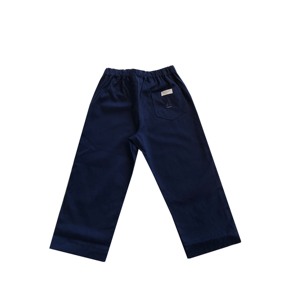 Cisco Trousers - Nautical Navy