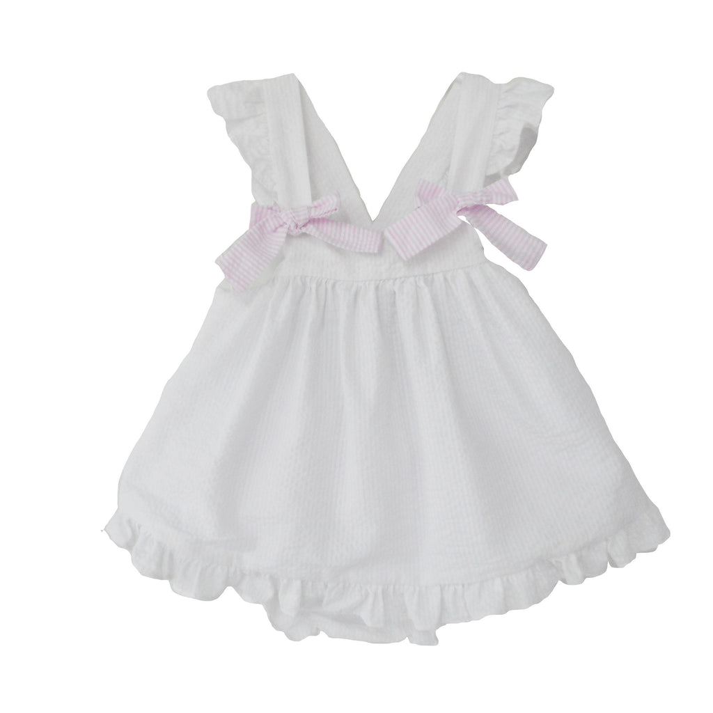 Gracie Pinafore Set
