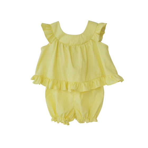 Bree Bloomer Set-Ocean House Yellow