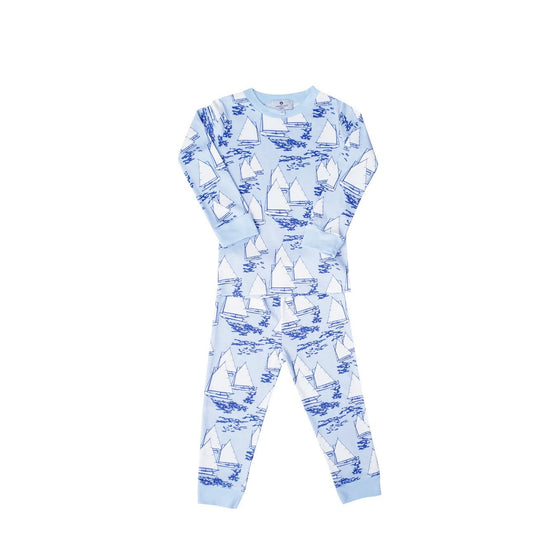 Atlantic Cup Pima Jammies-2 Piece Set