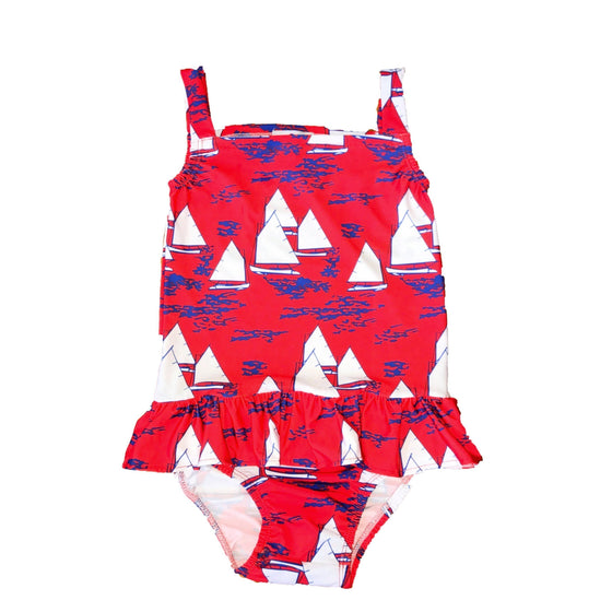 Atlantic Cup Swimsuit