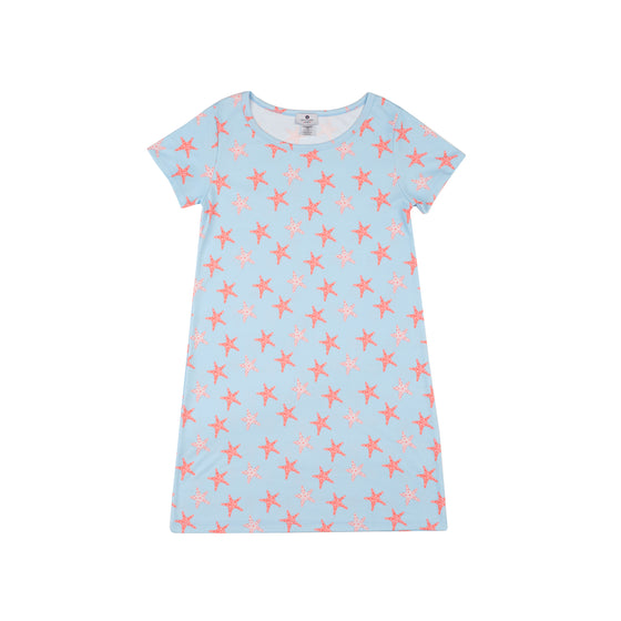 Women's Starfish Tee Dress