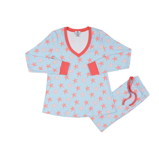 Women's Starfish Pajama Set