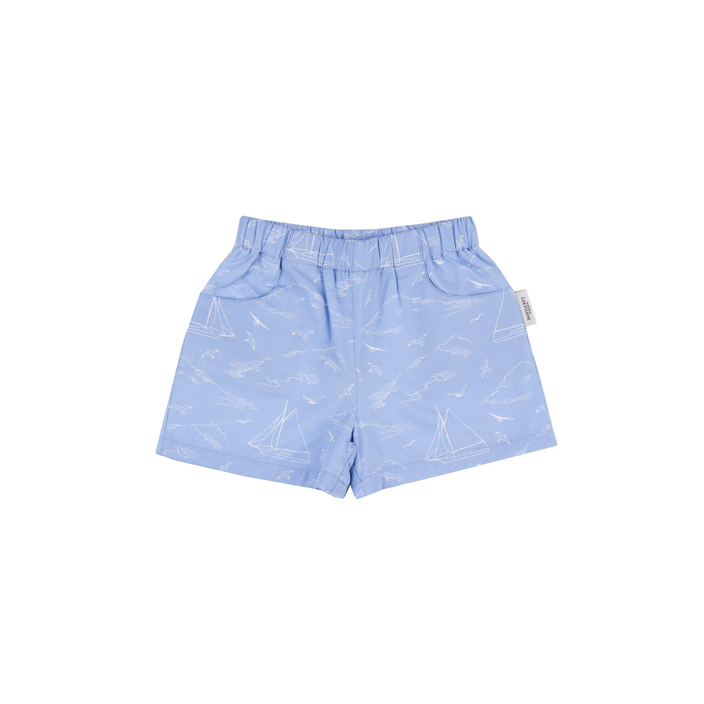Seas The Day Play Shorts (Unisex)
