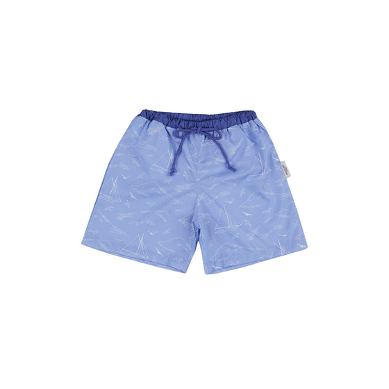 Seas the Day Swim Trunks