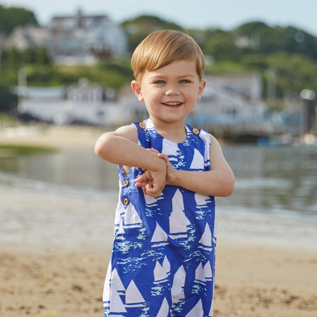 Atlantic Cup Shortall-Cobalt