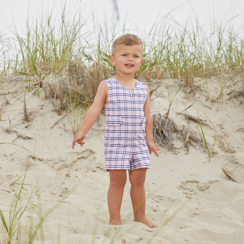 Kennedy Jon Jon-Nantucket Kids Check