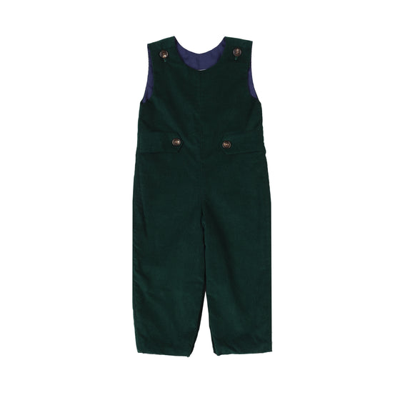 Corduroy Longall-Hunter Green