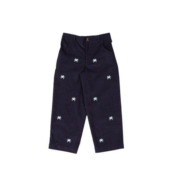 Blue Crab Trousers