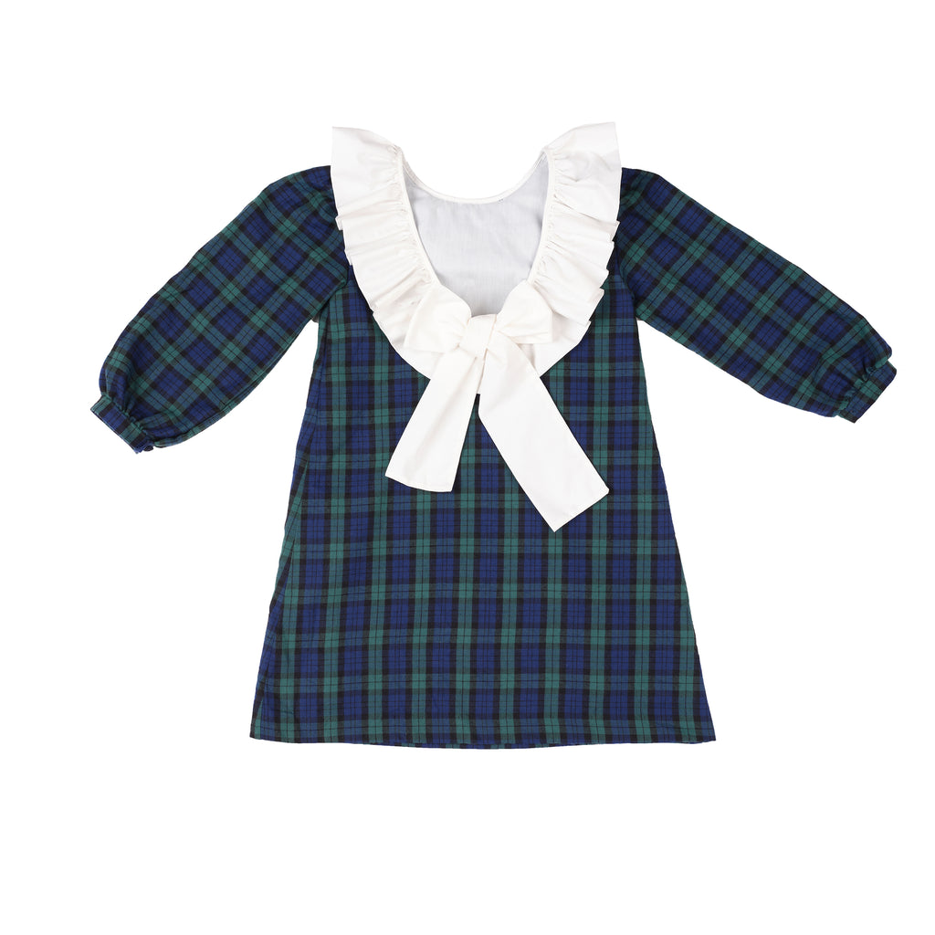 Regatta Dress-Provincetown Plaid