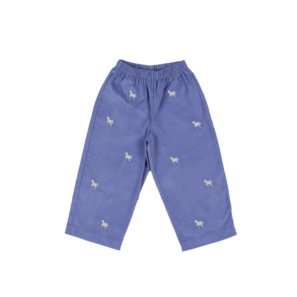 Nautical Equestrian Trousers