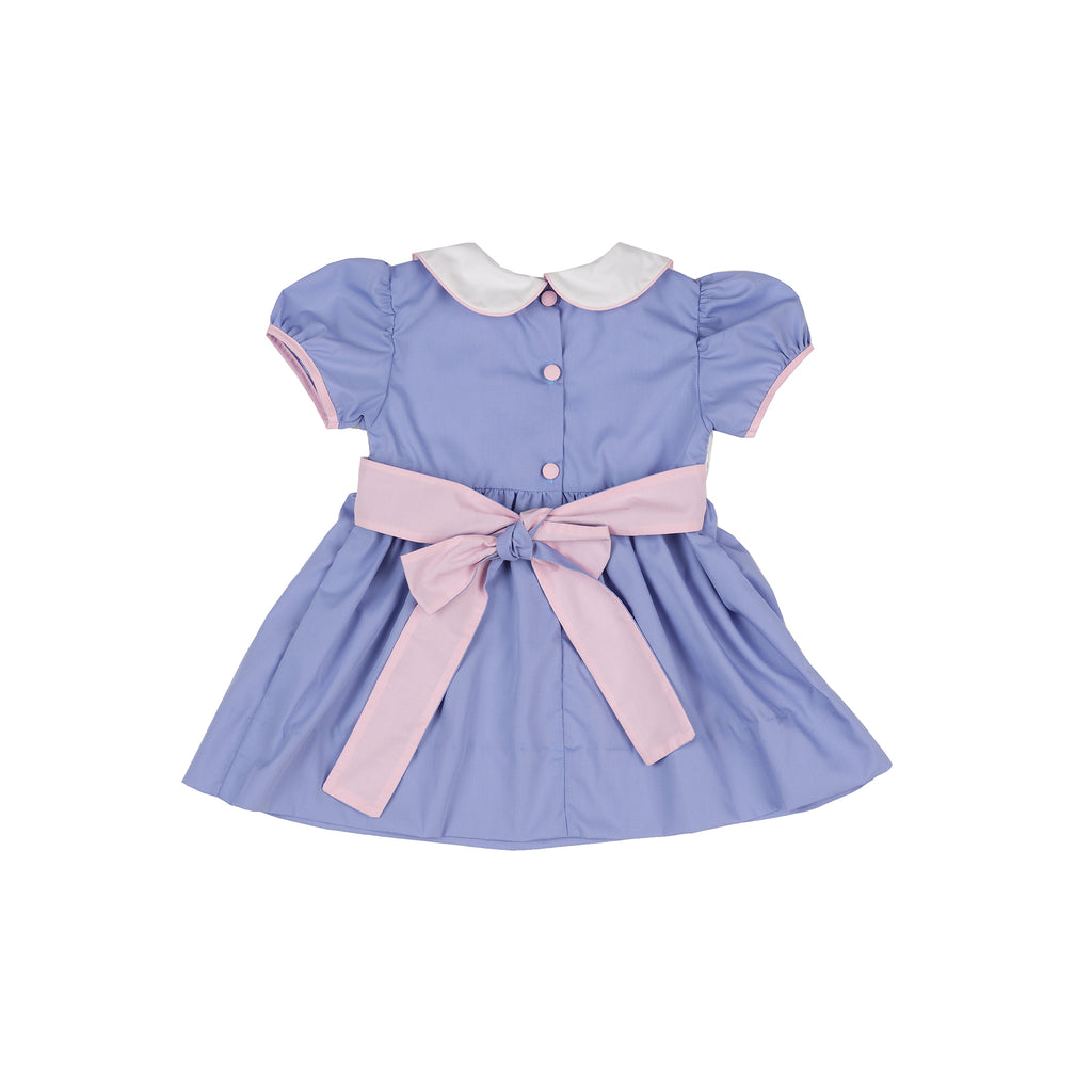 Equestrian Smocked Dress
