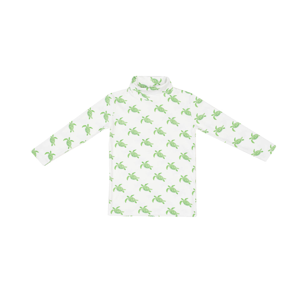 Tisbury Turtleneck-Sea Turtle