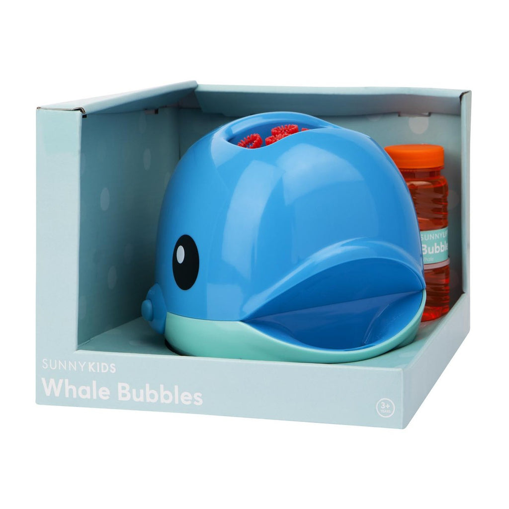 SUNNYLIFE BUBBLE MACHINE GIANT WHALE