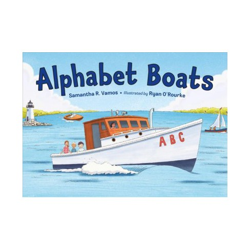 Alphabet Boats Book