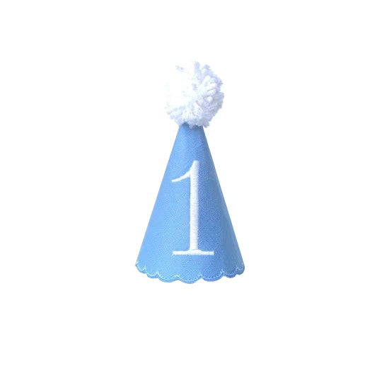 Periwinkle Party Hat