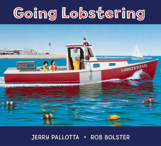 Going Lobstering Board Book